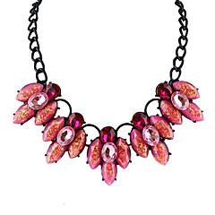 2015 Latest Design Heavy Women Shourouk Necklace