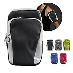 RFH Outdoor Sport Arm Bag Case with Adjustable Tune Belt for iPhone 4 / 5 / 5S (Assorted Colors)
