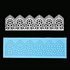 Lace Mold Fondant Tools Sugar Mold Silicone Cake Decoration