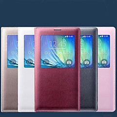 Original PU Leather Smart Auto-Sleep Full Body Case for Samsung Galaxy A5 (Assorted Colors)