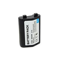 Li-ion - EN-EL4 - 10.8V - 2600mAh - for Nikon D3X