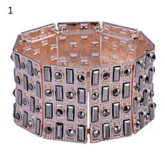 Alloy/Resin Bracelet Bangles/Strand Bracelets Party/Daily/Casual 1pc+ BL150184