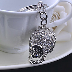 porte-clés crâne