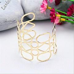 Alloy Bracelet Cuff Bracelets Wedding/Party/Daily/Casual 1pc
