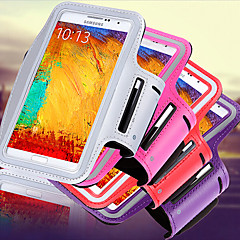 GYM Running Arm Band for Samsung Galaxy Note 3/4(Assorted Colors)