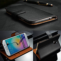 BIG D Genuine Leather Full Body Case for Samsung Galaxy S6 G9200