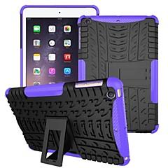 toute l'affaire couverture arrière shakeproof pour Mini iPad 1/2/3