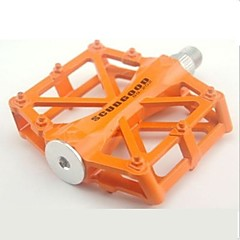 Cycling Aluminium Alloy Convenient Solid  Pedals  with One Pair