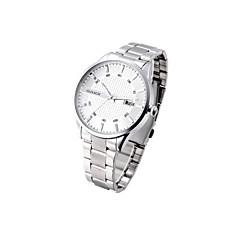 Fashion Couple's Bracelet Watch