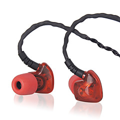 Plextone S50 ® Sweatproof/HiFi/Sport headphones Wired Earbuds (In Ear) With Microphone/for Music