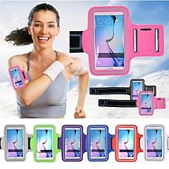 esportes ao ar livre telefone sets / telefone faixa de braço para Samsung Galaxy S6 borda (cor opcional)