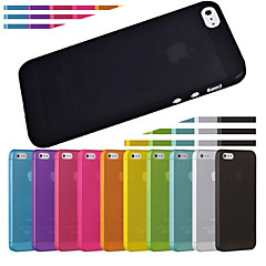 GYM Ultra Thin Translucent Back Case for iPhone 5/5S(Assorted Color)
