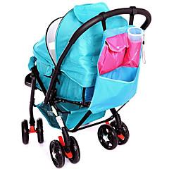 Multifunction Trolley Baby Stroller Storage Bag Shopping Bag