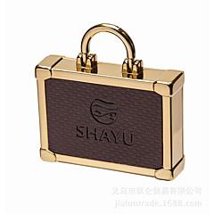 haut de gamme bien usb style de sac à main d'or de charge plus légère (couleur aléatoire)