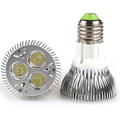 9W E26/E27 Par-lampen PAR20 3 Krachtige LED 480-640 lm Warm wit / Koel wit AC 100-240 V 1 stuks