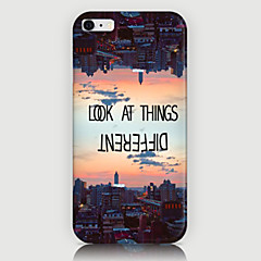 Urban Landscape Pattern Back Case for iPhone 6