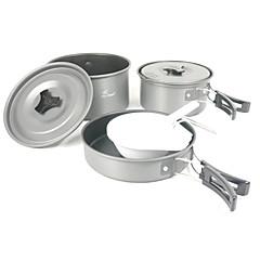 palo-vaahtera FMC-201 series Ulkoilu keittiötarvikkeet potti 2-3 alumiiniseoksesta tarttumaton astioita