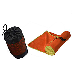 Sunland Outdoors Ultra Absorbent Travel Sports Workout Microfiber Bath Gym Drying Towels