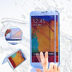 Na Samsung Galaxy Note Odporne na kurz Kılıf Futerał Kılıf Jeden kolor TPU Samsung Note 3