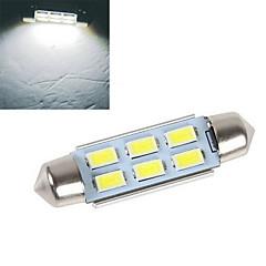 1 шт 4w 6х СМД 5630 200-250lm 6500-7500k холодный белый декоративный свет украшения DC 12V