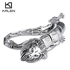 Kalen Men's Jewelry Stainless Steel Animal Design Jewelry Viking Bracelet