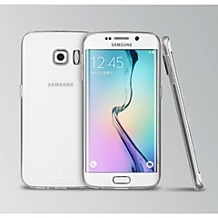 Invisible Transparent Silicone Shell Phone Models For Samsung Galaxy S6 Edge