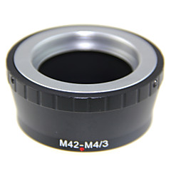 Lens Mount Adapter For M42 Lens to Micro 4/3 M43 GX1 GF5 EP3 EPL5 OMD EM1 M42-M43 for Panasonic G1 G3 GH1 GF1 GF3