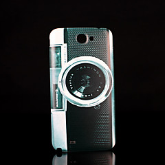 Camera Pattern Cover  fo Samsung Galaxy Note 2 N7100 Case