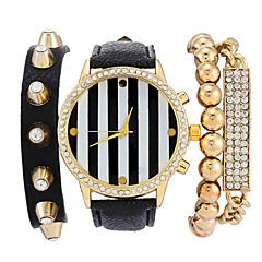 Women's Rivet Bangle Bracelet Watch Luxury Brand Quartz Wristwatch Watches Cool Watches Unique Watches