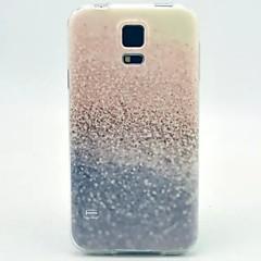 kaltevuus kuvio TPU pehmeä kansi Samsung Galaxy s5 mini