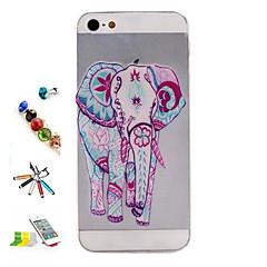 Graphique/Dessin Animé/Design Spécial/Animé - Coque - pour iPhone 5/iPhone 5S ( Multi-couleur , PUT )