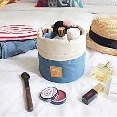 Przechowywanie kosmetyków Kosmetyczka 23*17*17 Brązowy / Srebrny