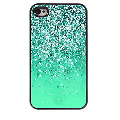 Green Sand Design Aluminum Hard Case for iPhone 4/4S