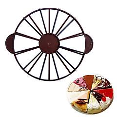 10 and 12 Pieces Slice Pie Cake Piece Equal Portion Marker Divider 27*27cm
