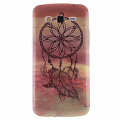 Windbell Design TPU Soft Cover for Galaxy Grand 2 G7106