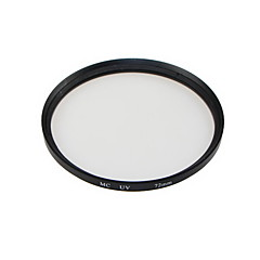 GPE 72mm MC-UV Multilayer Coated Filters for Canon Nikon
