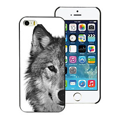 The Wolf Design Aluminum Hard Case for iPhone 4/4S