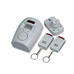 ir detector alarm bewegingssensor alertor voor kantoor aan huis winkel magazijn wit