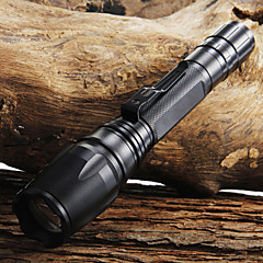 2000LM CREE XML T6 LED ZOOMABLE Flashlight