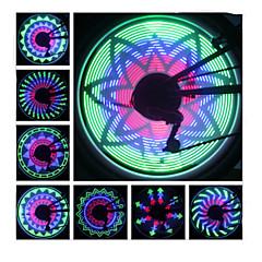 Fietsverlichting Fietsverlichting / wiel lichten LED Programmeerbaar 100 Lumens USB Cree Zilver Fietsen