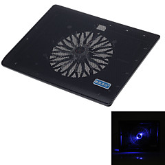 "SHUNZHAN Cyclone Ultra-Thin Mute Big Fan of 14""Notebook Computer Radiating Base Frame"