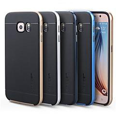 korkealaatuinen 2 in 1 hybridi tpu + pc kova kotelo Samsung Galaxy S4 / S5 / S6 / s6e / s6e plus / S7 / s7e / s7e plus (eri värejä)