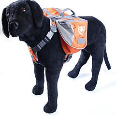 tinta unita con motivo zampa viaggi progettazione zaino per gli animali domestici i cani (colori assortiti)