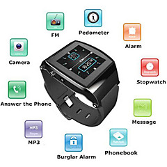 U Pro Smart Watch Touch-Screen-Handys Bluetooth-Uhr