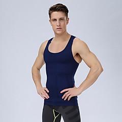 Corrigerend ondergoed Ademend / Snel Drogend / Drie Dimensionale Maat Nylon / Spandex Naadloos Medium Taille  Middel Zwart / Blauw / Wit