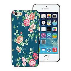Rose Design Hard Case for iPhone 5/5S