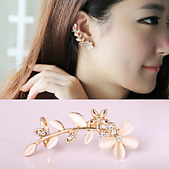 Earring Ear Cuffs Jewelry Women Party / Daily / Casual Alloy 1pc