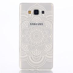 Na Samsung Galaxy Etui Przezroczyste / Wzór Kılıf Etui na tył Kılıf Mandala TPU SamsungA7(2016) / A5(2016) / A3(2016) / A9 / A8 / A7 / A5