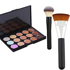 15 - kleuren Normaal - Concealer - Nat - Crème -