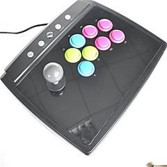 1 보편적 인 아케이드 싸움 스틱에서 PS2 / PS3 / PC의 USB 2 (큰 사이즈)